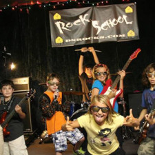 Rock School, Youth Bands - DeAngelis Studio of Music, Haverhill, MA