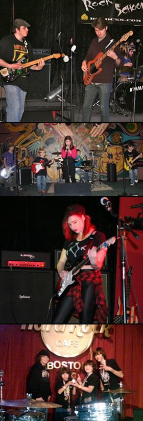 Jam Sessions - DeAngelis Studio of Music, Haverhill, MA
