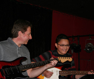 Guitar & Bass Lessons - DeAngelis Studio of Music, Haverhill, MA