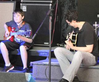Guitar & Bass Lessons - DeAngelis Studio of Music, Haverhill, MA