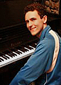 Ian, Instructor for Piano & Keyboard- DeAngelis Studio of Music, Haverhill, MA