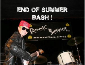 END OF SUMMER BASH!