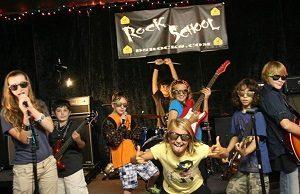 Deangelis Studio Of Music Rock School Concert Almost Out Of
