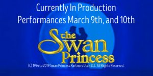 The Swan Princess at DS Studios.